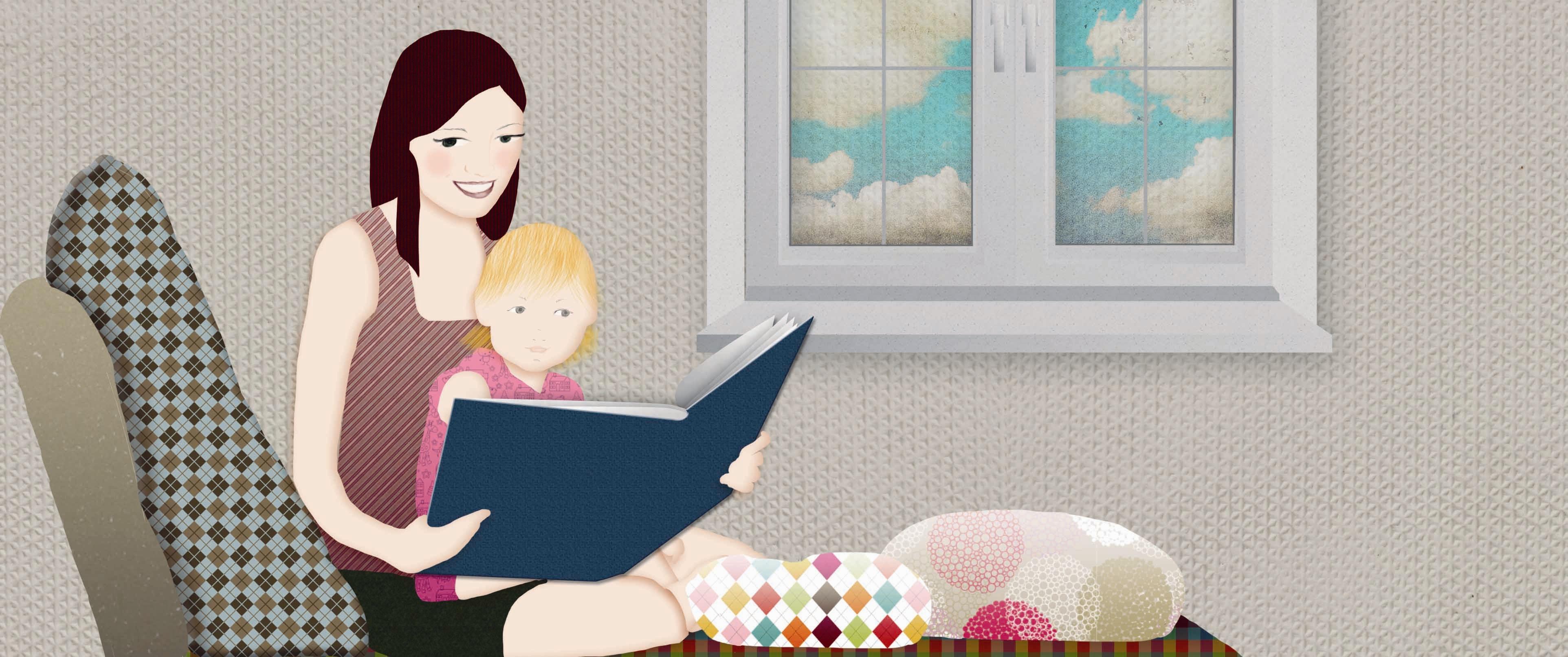 madres solteras + cloe quiere ser mama
