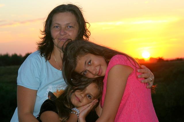Familia monoparental, pionera en los nuevos modelos de familia