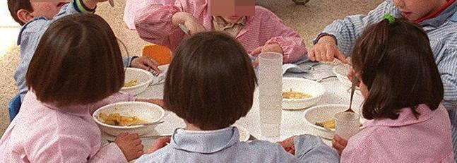 Se incrementa el precio del comedor escolar en Madrid
