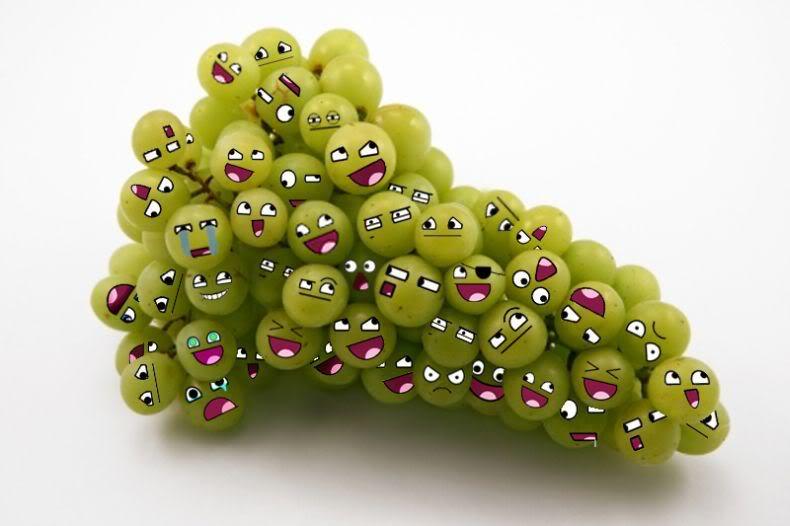 Las uvas y la suerte las llevo dentro
