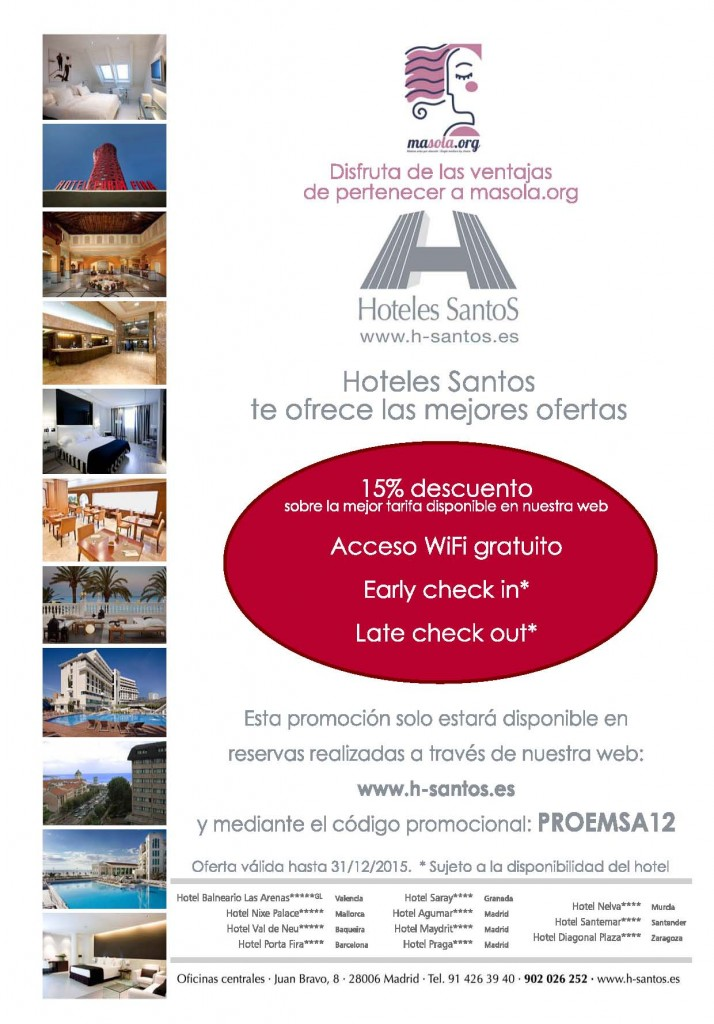 localhost + Hoteles Santos