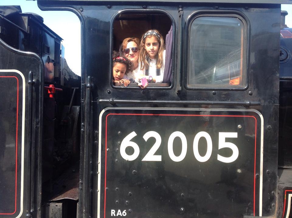 Tren de Harry Potter