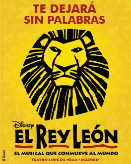 EL REY LEON MUSICAL