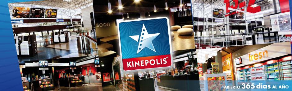 Cines Kinepolis