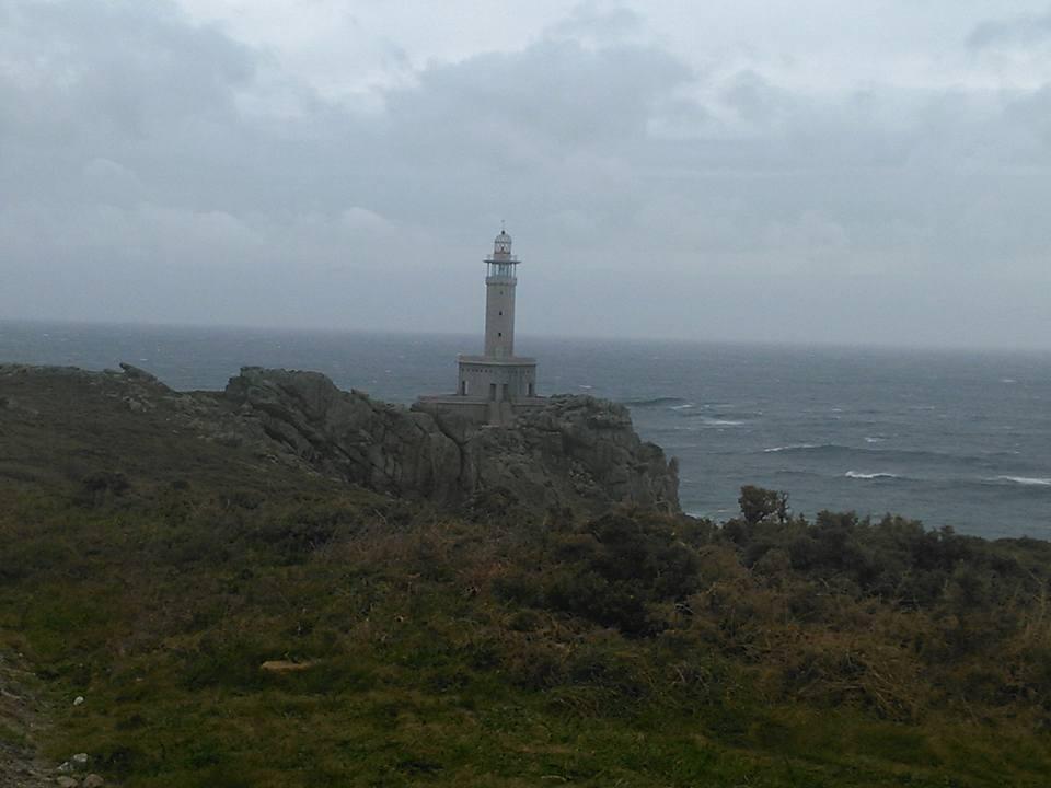 Cabo Vilán. Costa da Morte.