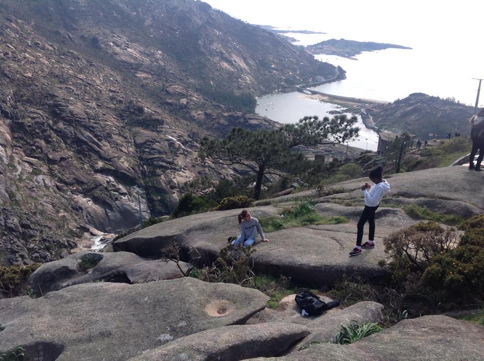 Mirador de Ézaro. Costa da Morte.