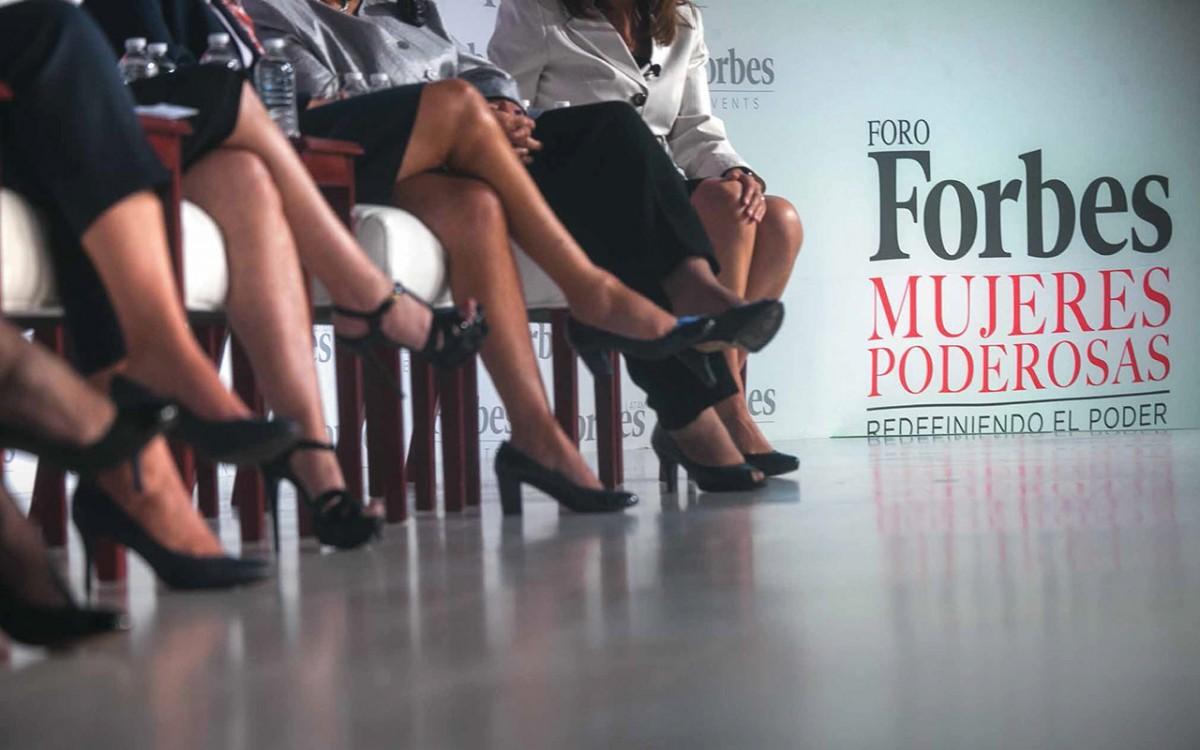 Foro Forbes. Mujeres Poderosas. Foto:http://cdn.forbes.com.mx