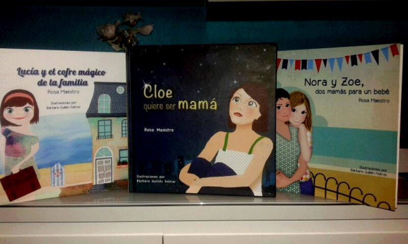 Tres cuentos sobre reproducción asistida. Autora Rosa Maestro