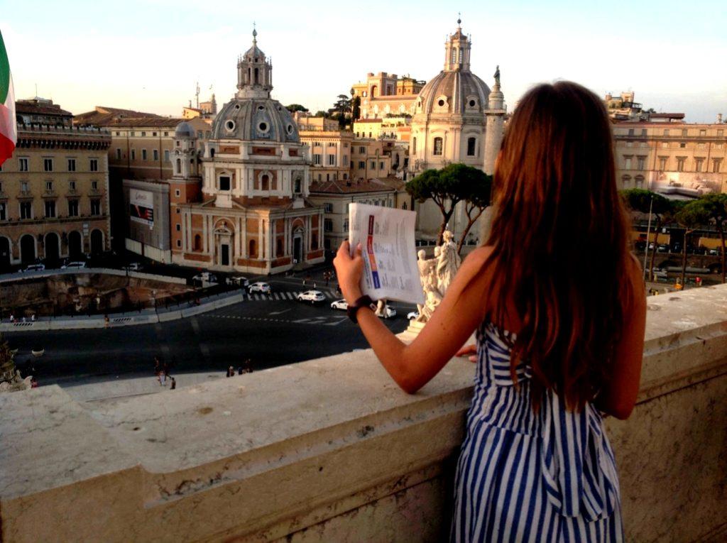 Roma, una de las ciudades más bellas del mundo, donde cada rincón te habla del pasado.