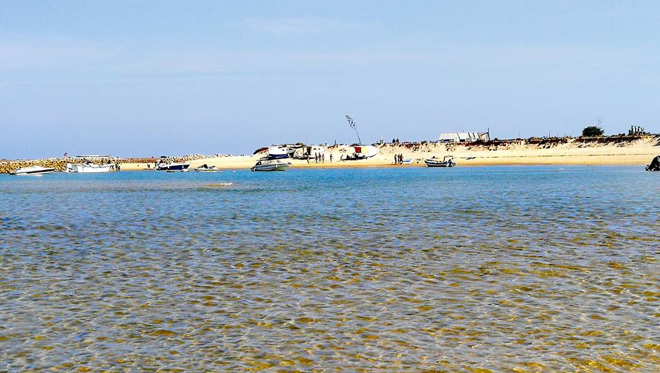 Isla Deserta