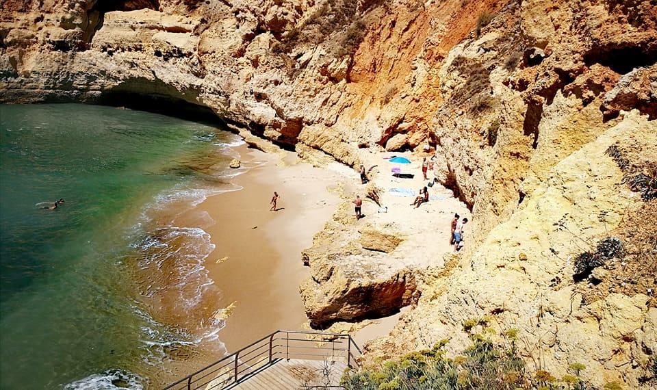 Playa Paraíso. Carvoeiro