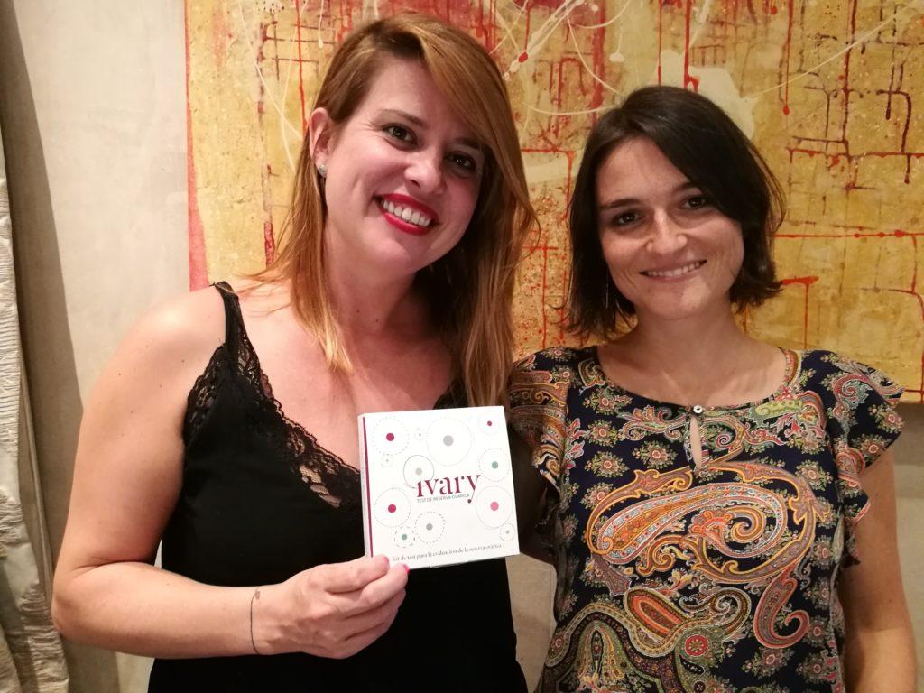 Ruth González y Silvia Hecher nos presentan el test Ivary, con el que cualquiera de nosotras podremos conocer en pocos días hasta cuándo podremos tener hijos