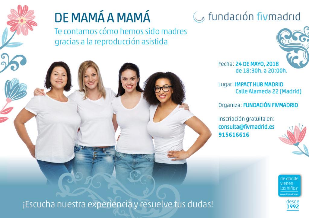 Encuentro madres por reproducción asistida