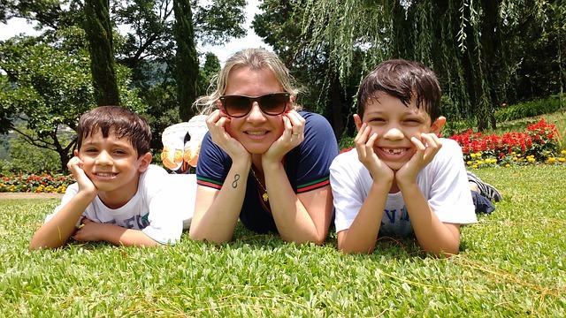 Foto:pixabay.com Las familias monoparentales con dos hijos llevan años intentando ser consideradas como numerosas