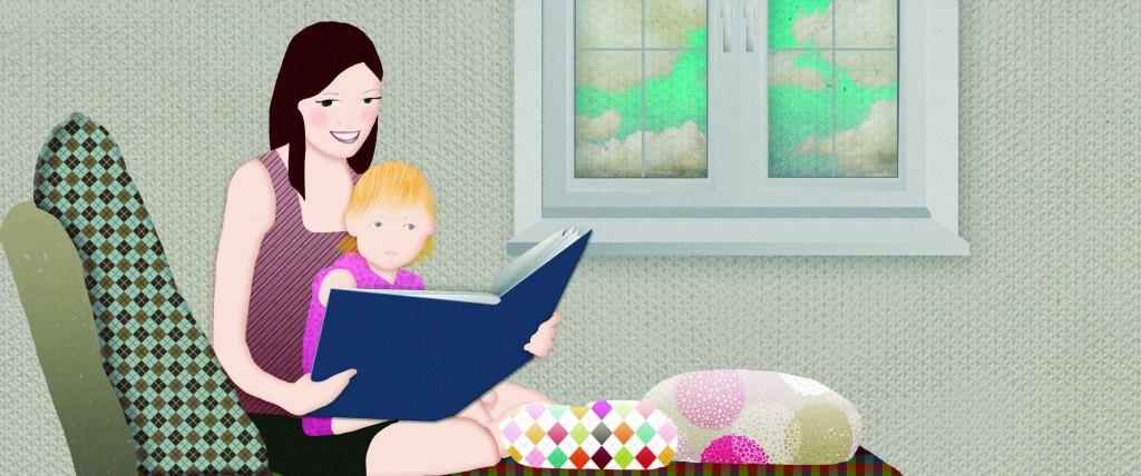 Cuento infantil hijos madres solteras