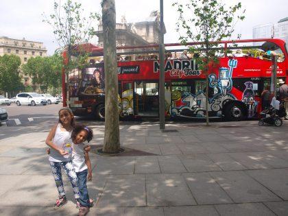El Madrid más niño