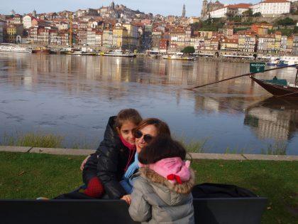 Tres días en Oporto, en familia