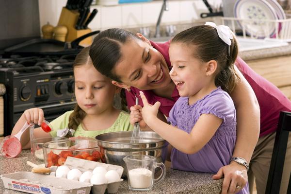 Madres solteras + conciliar y trabajar