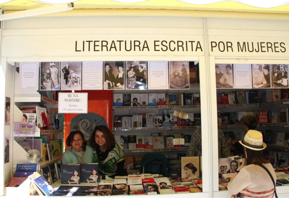 Nora y Zoe, dos mamás para un bebé en la Feria del Libro