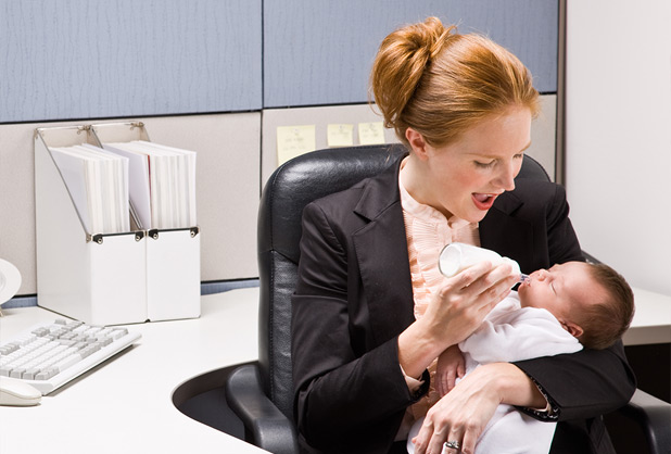 madres solteras por eleccion + renunciar al ascenso por ser madres