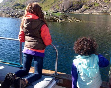 Escocia, con niños, en autocaravana