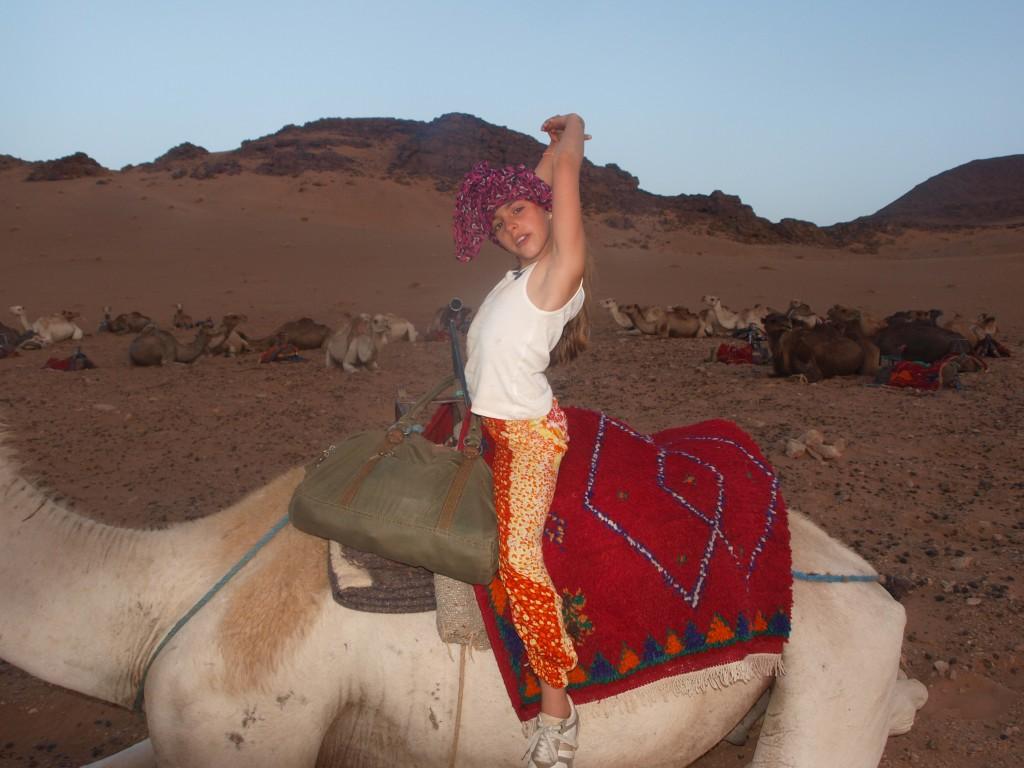 Marruecos, un país para viajar con niños