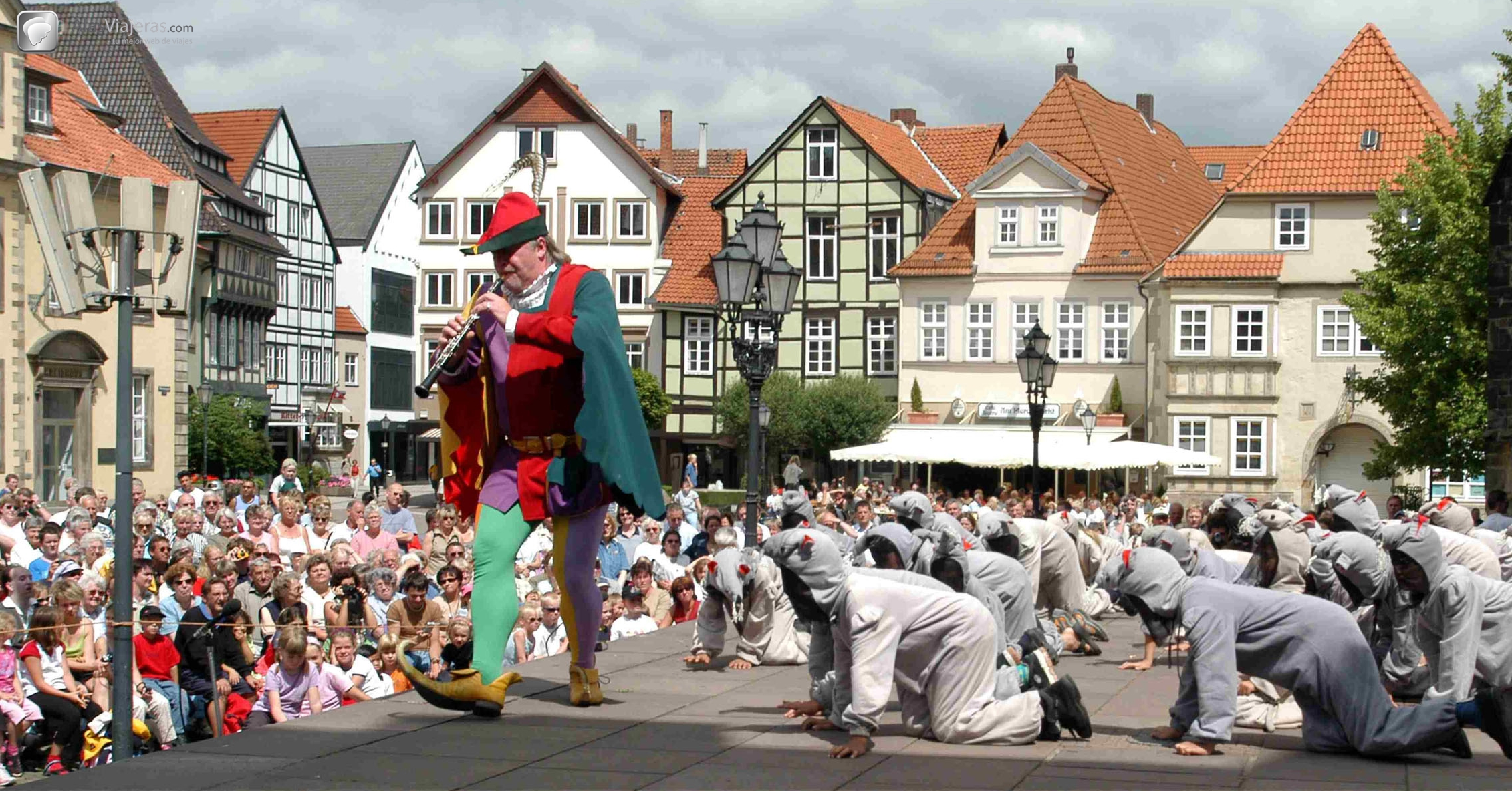 La ruta alemana de los cuentos de hadas