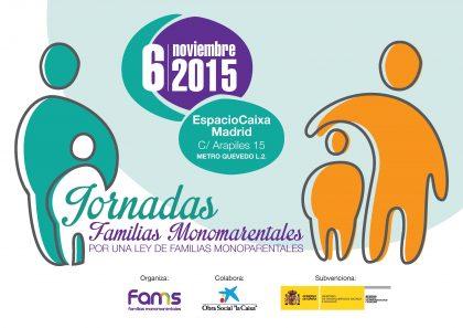 Jornadas Familias Monoparentales FMAS 2015