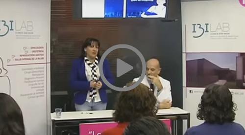 Presentación de Cloe quiere ser mamá en el Instituto Balear de infertilidad