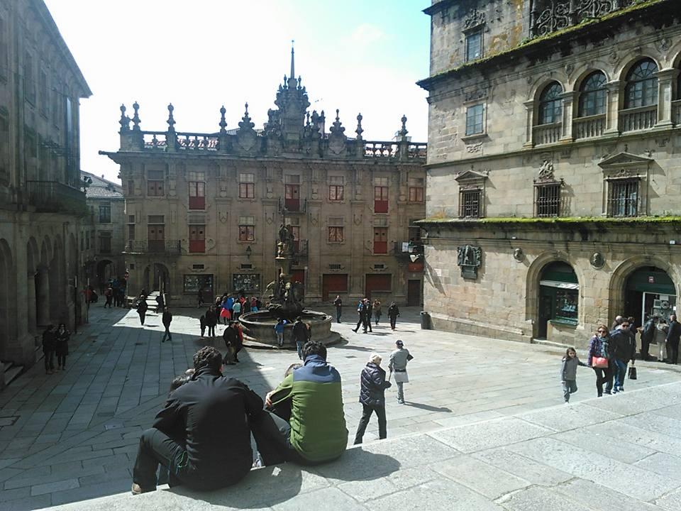 Santaigo de Compostela