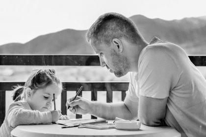 Padres solteros por elección