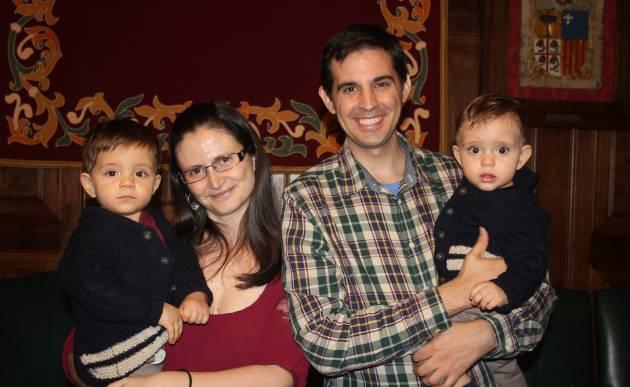 Laura Puerto lo tuvo complicado por culpa de la endometriosis, pero su lucha y constancia le llevaron hasta sus dos mellizos.