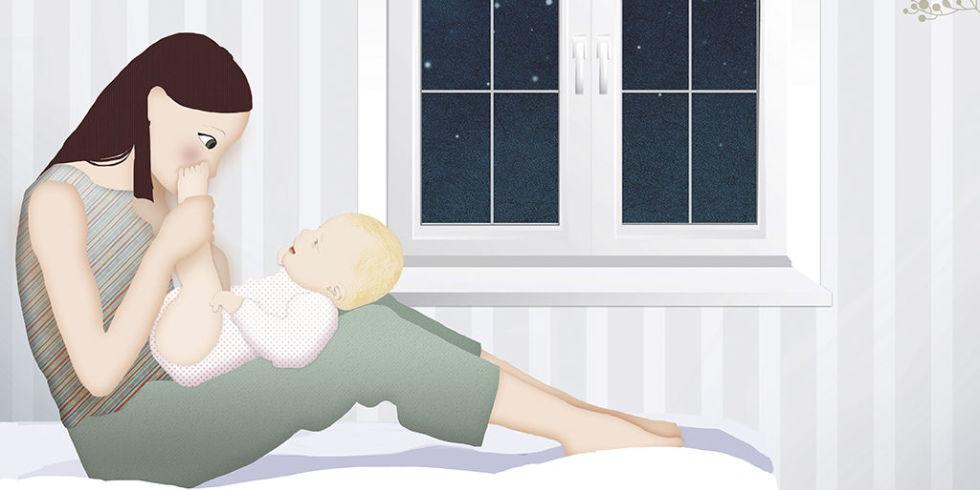 Ser madre soltera a partir de los 35 años por decisión propia
