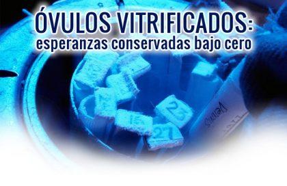 Vitrificación de óvulos. Preservación fertilidad. Foto de:rmedica.es