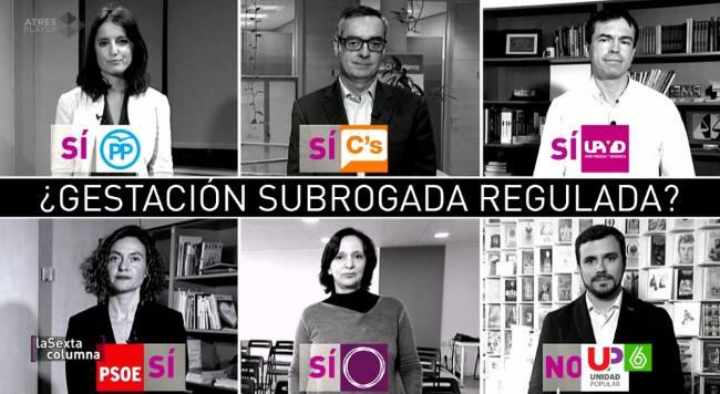 Foto: ¿Se debería legalizar la Gestación Subrogada en España?