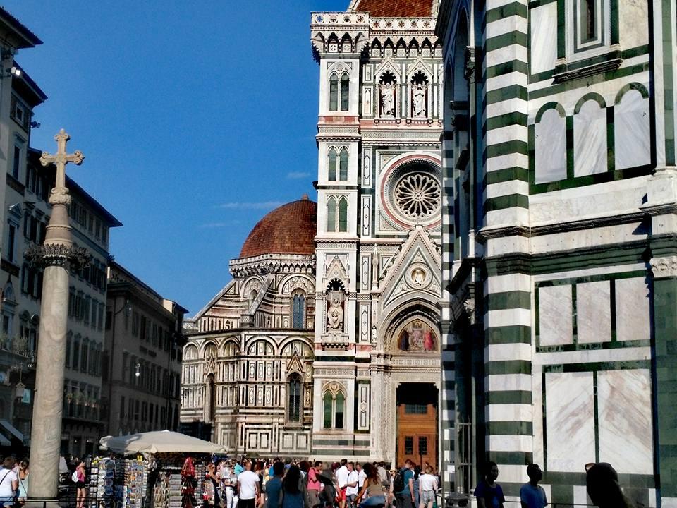 Florencia es visita obligatoria una vez en la vida