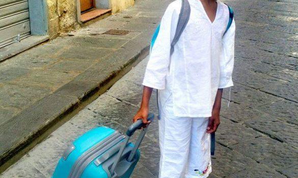 Llegada a Florencia