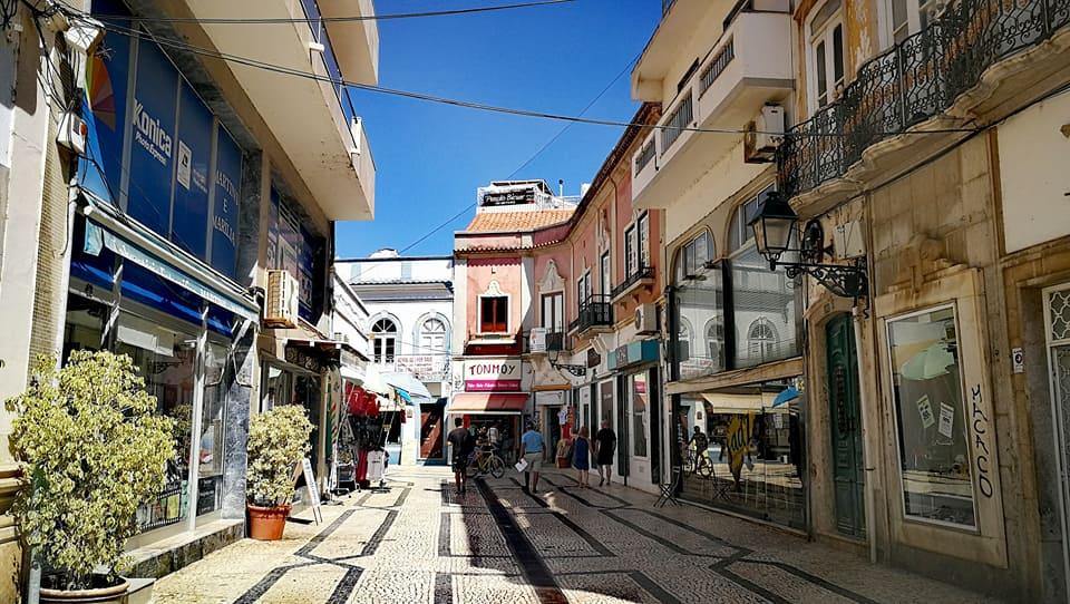 Olaho. Algarve