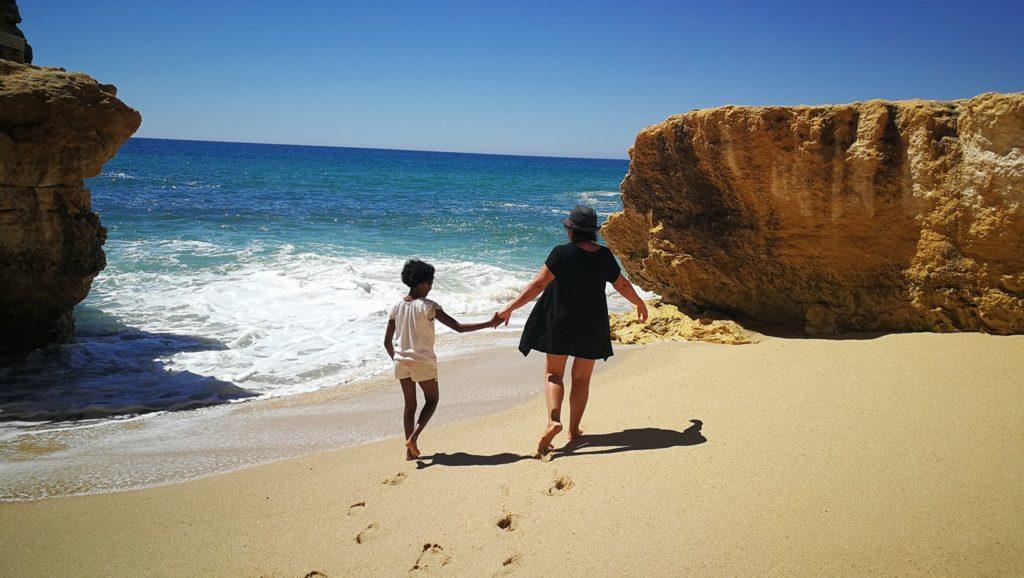 El Algarve con niños