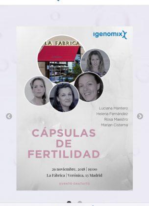 Capsulas de fertilid uno