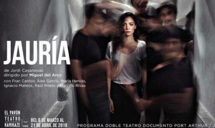 Jauría, obra de Teatro