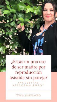 Asesoramiento Madres Solteras por Elección