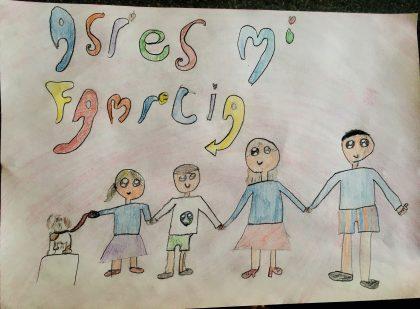 Reproducción Asistida: Concurso dibujos infantiles Fiv Madrid