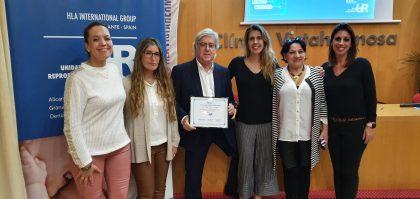 Encuentro reproducción asistida en el grupo UR de Alicante