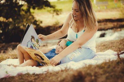 madres solteras: educar hijos