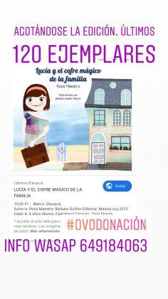 Ovodonación: cuentos infantiles para contar su origen
