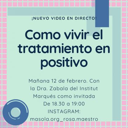 reproducción asistida en positivo