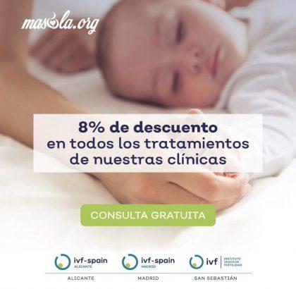 reproducción asistida descuentos